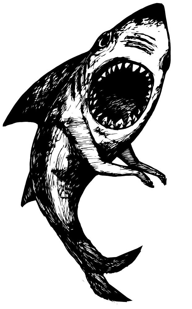Shark Killer by toshibung