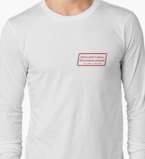 Conjectural Technologies (red) T-Shirt