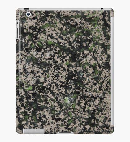 Lorne Splatter #5 iPad Case/Skin