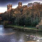 Rowing on the river wear by Phil Scott