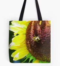 BC Sunflower Tote Bag