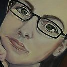 self portrait 2007 by melodious