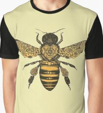 Manchester Bee Graphic T-Shirt