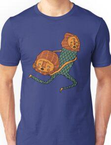 Mo heads mo problems Unisex T-Shirt