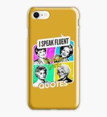 Fluent iPhone Case/Skin