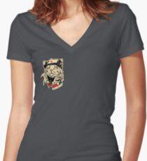 Cadet Kip - Classic Women's Fitted V-Neck T-Shirt