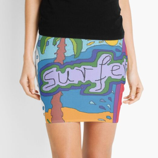 1805 - Surfer Design Minirock