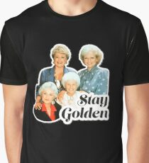 Stay Golden Graphic T-Shirt