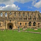 Malmesbury Abbey by RedHillDigital