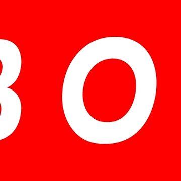 """Supreme """"BOI"""" Logo by Doge21"""