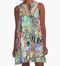 Ahimsa A-Line Dress