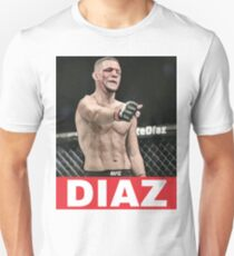nate diaz 209 T-Shirt