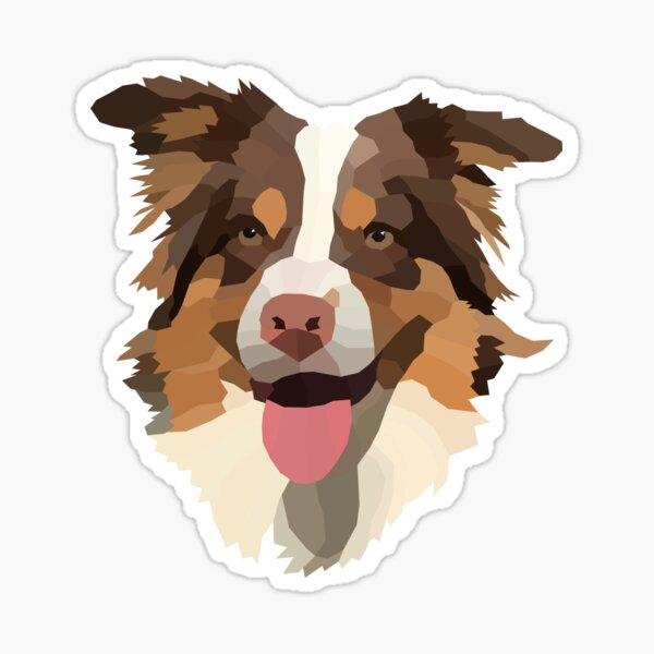 Trotting decal #12 Aussie Rescue