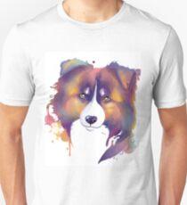 Rainbow series: Border Collie T-Shirt