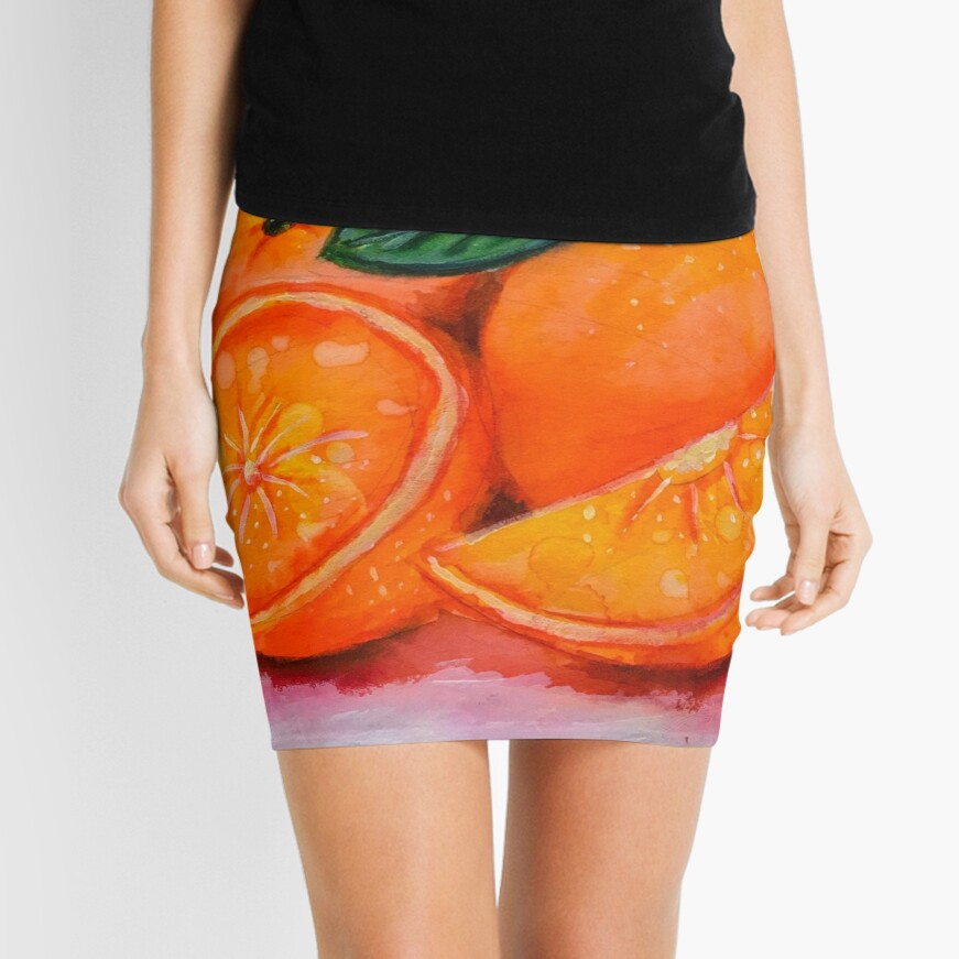 Hello from Florida Mini Skirt