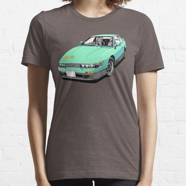 Iketani's Silvia S13 Initial D  Essential T-Shirt