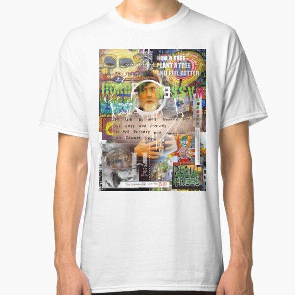 I love Perth cœur rempli drapeau australien-Australie T-shirt homme à thème