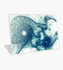Blue Octopus Laptop Skin