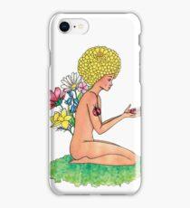 Wildflower Princess iPhone Case/Skin