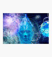 Devine Matrix Photographic Print