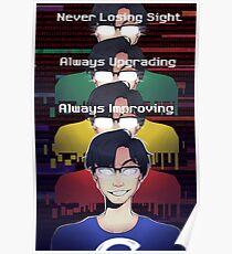 4G: Googleplier Upgrade Poster