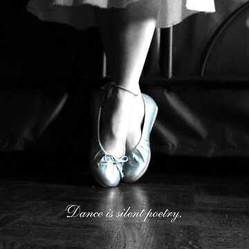 Dance Is Silent Poetry by Photo11