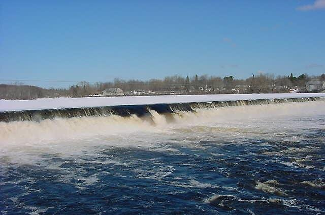 Another Dam by C Gilks