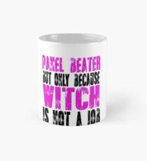 Panel Beater Witch Mug