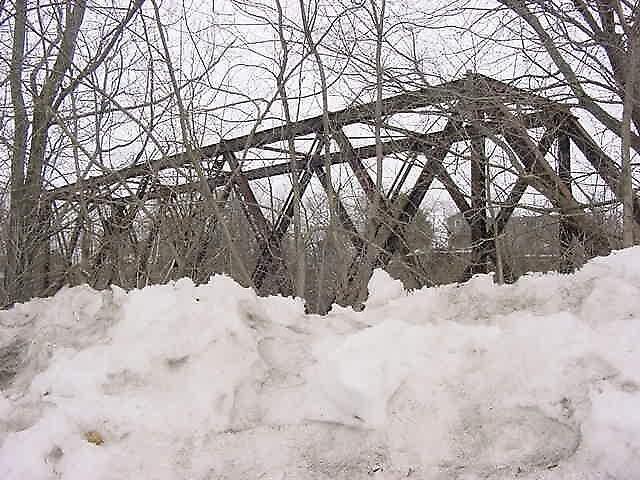 Railroad Tracks Again by C Gilks