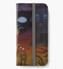 Nightmare Eyes iPhone Wallet/Case/Skin