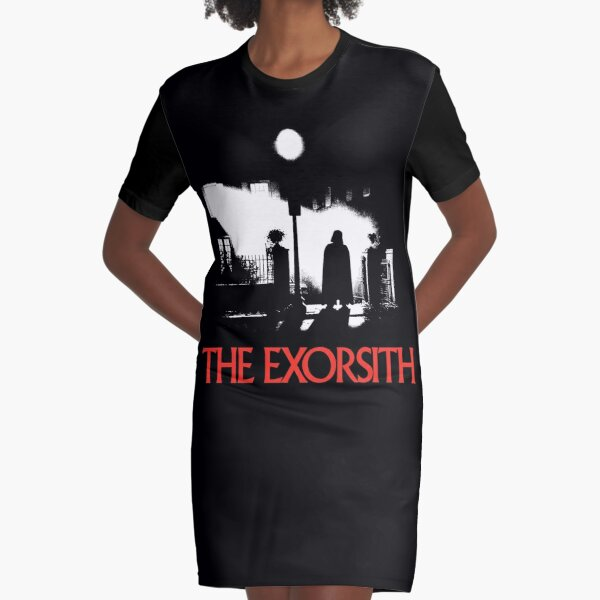 The Exorsith Graphic T-Shirt Dress