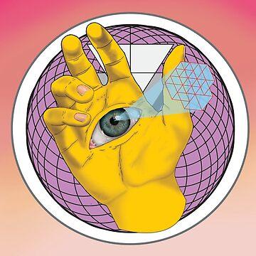 Hand eye lasers by johnshadow86