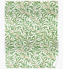 Willow Bough Pattern by William Morris Poster