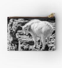 Mountain Goat Kid Studio Pouch