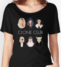 Clone Club V2 Women's Relaxed Fit T-Shirt