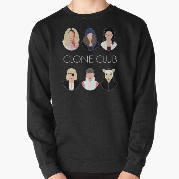 Clone Club V2 Pullover Sweatshirt