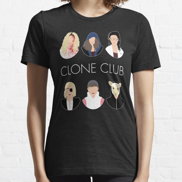 Clone Club V2 Essential T-Shirt