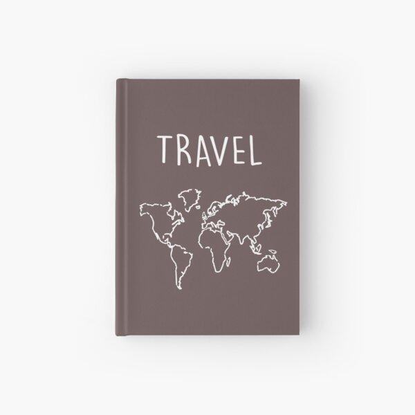 Travel Hardcover Journal