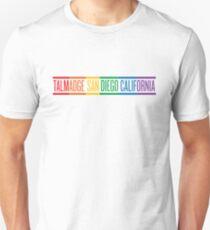 Talmadge San Diego California T-Shirt