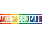Talmadge San Diego California by JaynaMcLeod