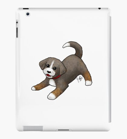 Custom Dog - Newdle iPad Case/Skin