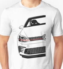 Golf Mk7 GTI ClubSport Best Shirt Design Unisex T-Shirt