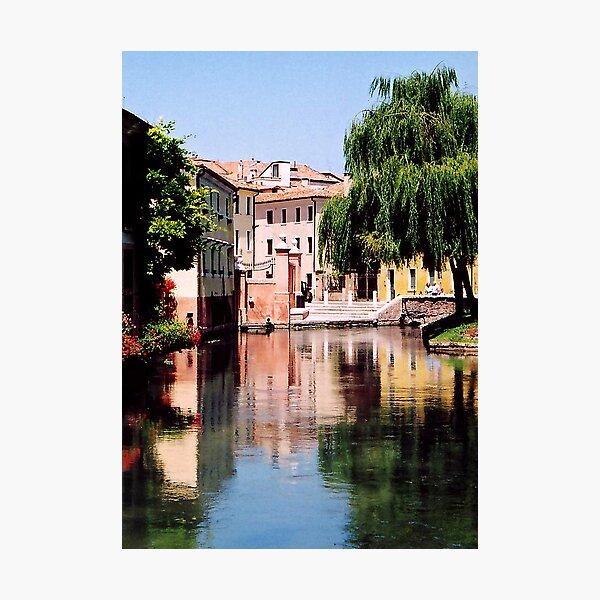 Treviso,Italy Photographic Print