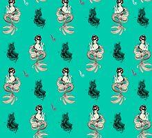 Mermaid by lenadesigner