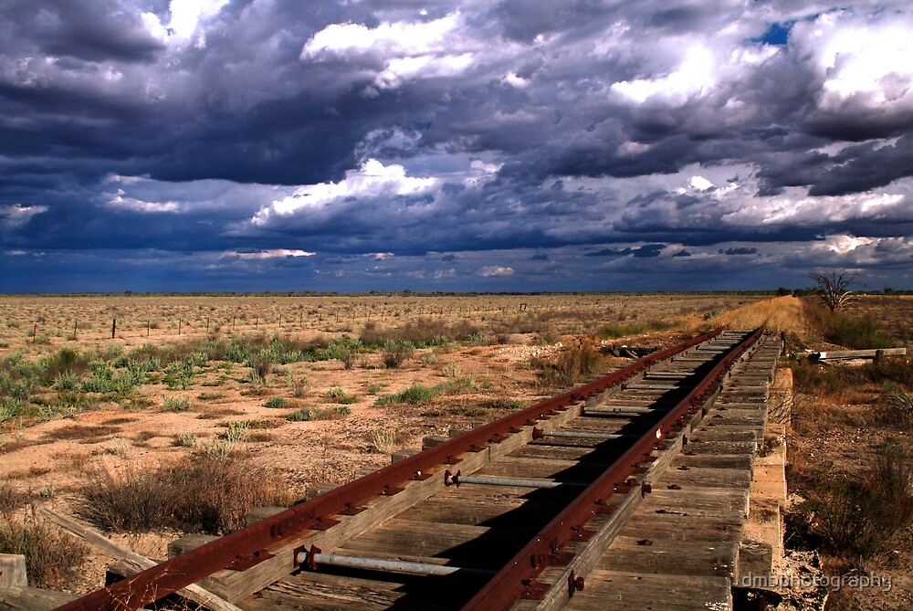 Last Train by dmbphotography