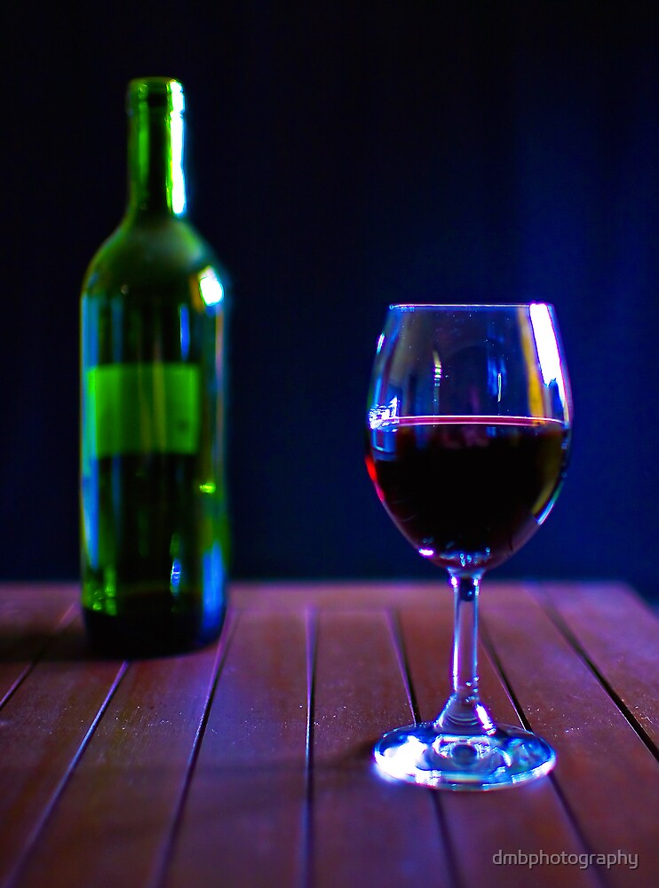 Red Wine by dmbphotography