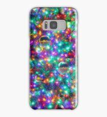 Luxury Christmas Samsung Galaxy Case/Skin