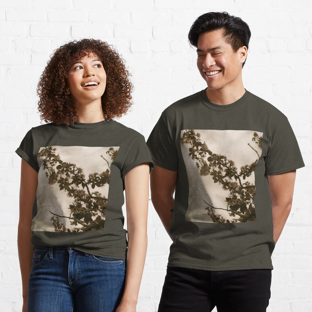 Faded Blooms Classic T-Shirt