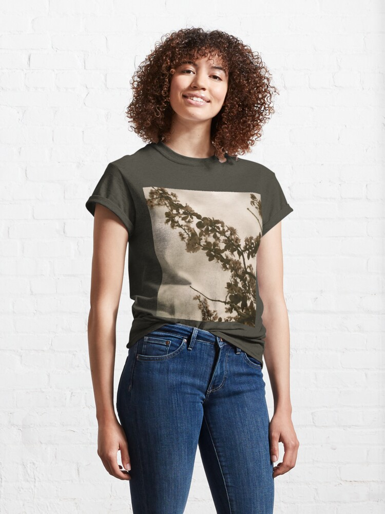 Alternate view of Faded Blooms Classic T-Shirt
