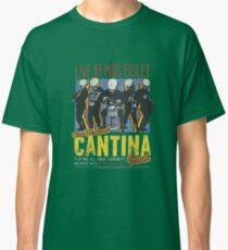 Cantina Band On Tour Classic T-Shirt